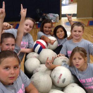 volleyball em 2017